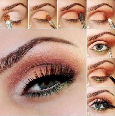 tecnicas de maquillaje de ojos aprender