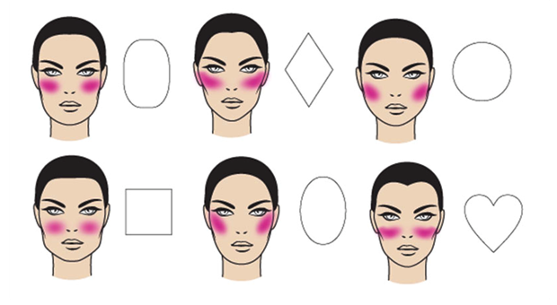 Como hacer un maquillaje completo paso a paso imagenes for Distintas formas de maquillarse los ojos