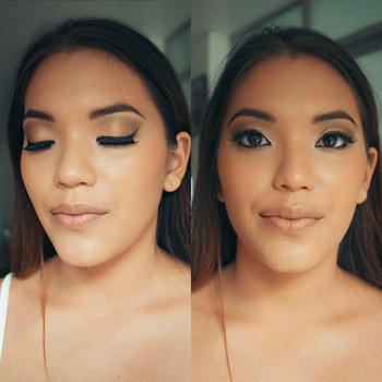 maquillaje de novia fotos piel trigueña