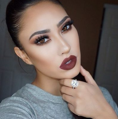 maquillaje de ojos profesional paso
