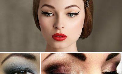 maquillaje ojos caidos loreal