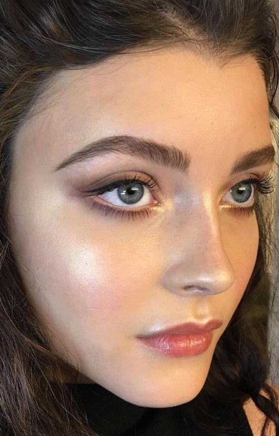 maquillaje ojos natural fotos