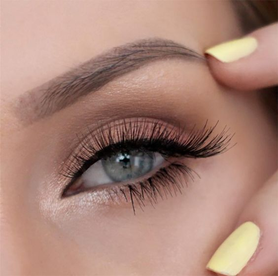 maquillaje ojos natural marrones with maquillaje de ojos para dia