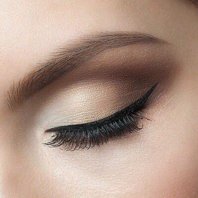 maquillaje ojos natural noche