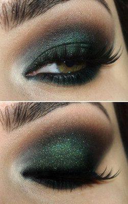 maquillaje para discoteca noche