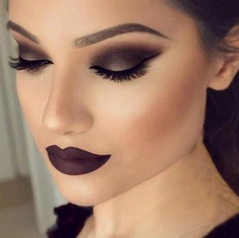 Maquillaje De Noche Para Vestido Negro Modelos Con Estilo