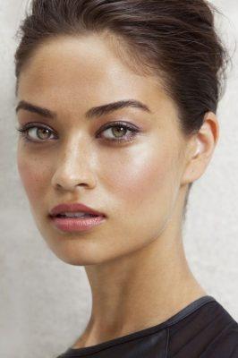 maquillaje suave para ojos grandes