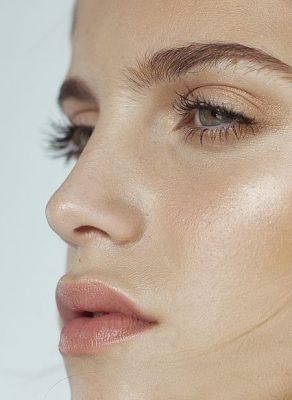 maquillaje suave para ojos verdes