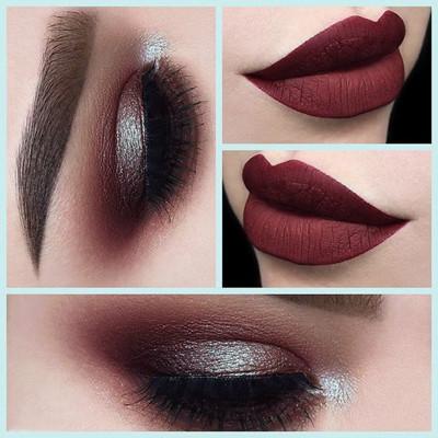 maquillajes sencillos de noche paso a paso