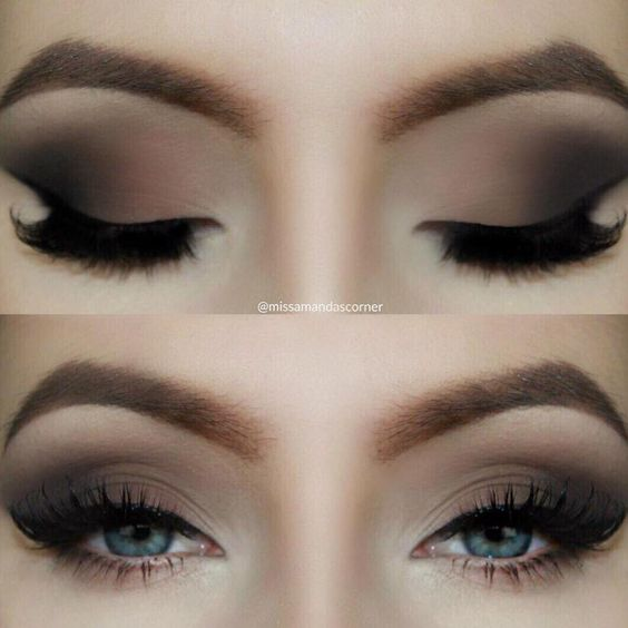 Maquillaje ojos ahumados paso a paso imagenes de for Como maquillar ojos ahumados paso a paso