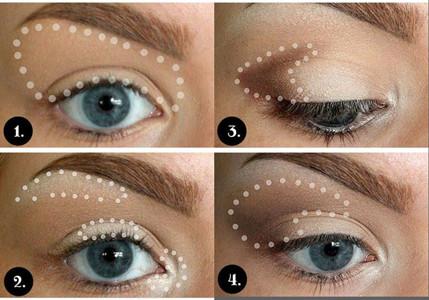 trucos para maquillaje de ojos